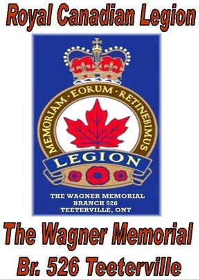 Teeterville Royal Canadian Legion